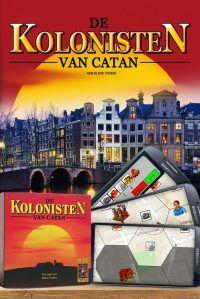 Kolonisten van Catan Tablet Game in Hoorn