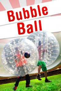 Bubble Voetbal in Hoorn