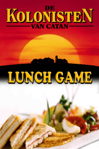 Kolonisten van Catan Tablet Lunch Game in Hoorn