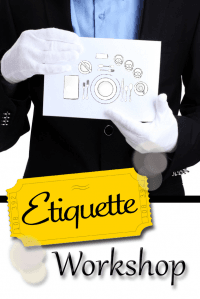 Workshop Etiquette in Hoorn