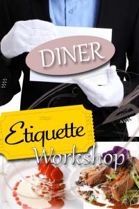 Etiquette Diner met butler in Hoorn