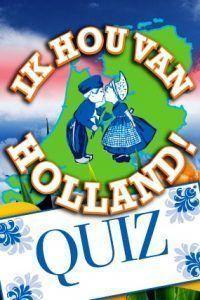 Ik Hou van Holland Quiz in Hoorn