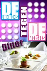De Jongens tegen de Meisjes Diner in Hoorn