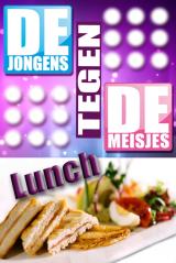 De Jongens tegen de Meisjes Lunch in Hoorn