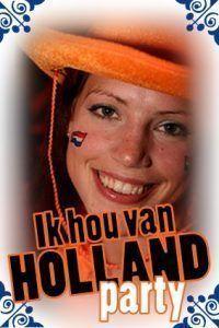 Ik Hou van Holland Party in Hoorn