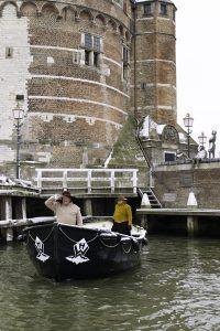 Rondvaart in Hoorn