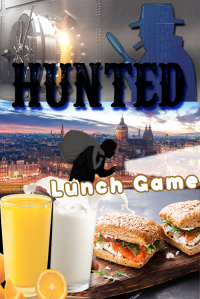 Hunted Tablet Lunch Game in Hoorn