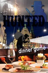 Hunted Tablet Dinner Game in Hoorn